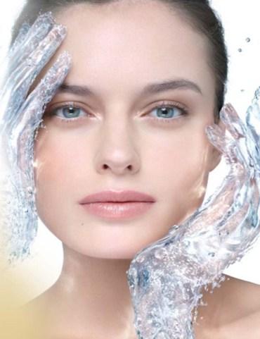 Water for Beautiful Skin