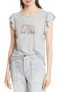 da1cd21c40 Led Zeppelin Tee at H&M $17.99 http://shopstyle.it/l/dsM0 5. Pour Some  Sugar On Me Tee at Lucky Brand http://shopstyle.it/l/dsM0