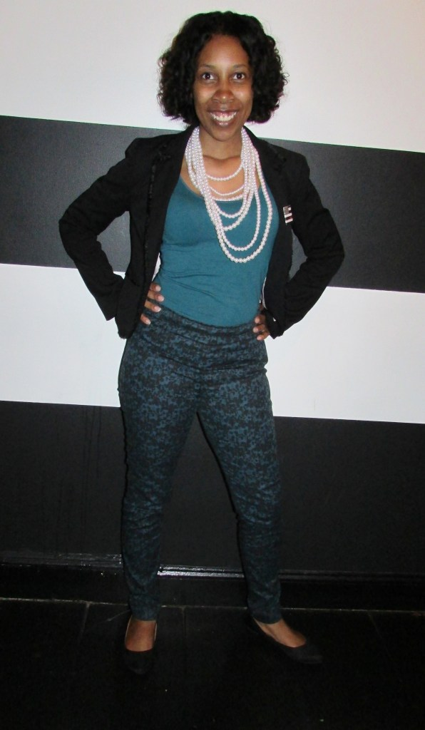 This girl has great energy! Danyelle of Gotta Strut Boutique