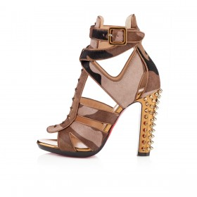 Keny Spikes Printed Pony 120 mm