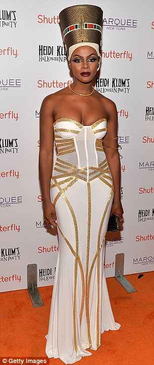 Tika Sumpter as Cleopatra