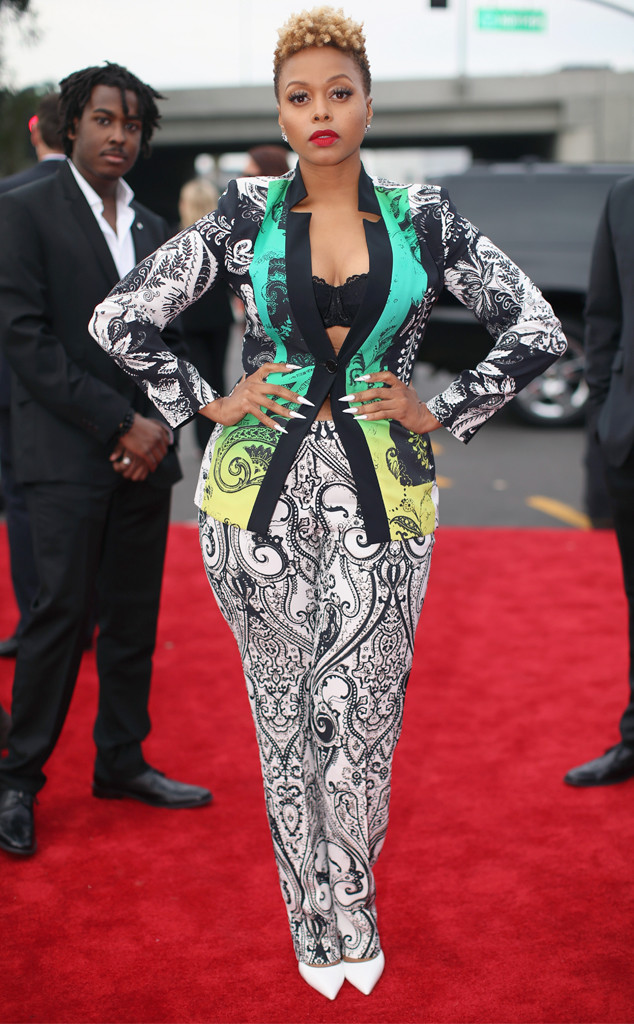 Chrisette Michele in Etro