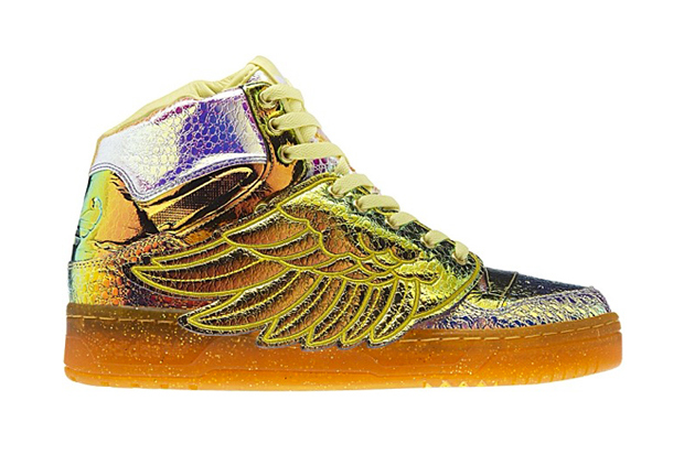 Jeremy Scott-spring-js-wings-iridescent-foil Style Stamped