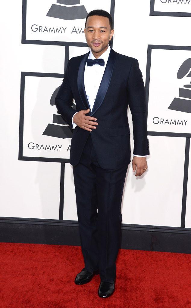 John Legend in Gucci