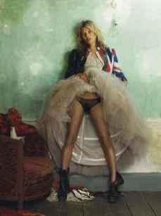 Mario Testino - for British Vogue October 2008