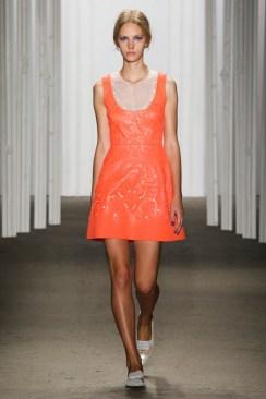 Honor_Orange Dress