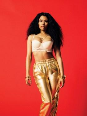 The-Fader-Nicki-Minaj- August 2014