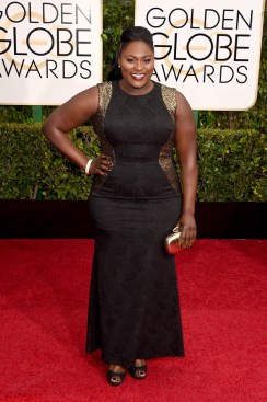 danielle-brooks-golden-globes-2015-Jason Merritt