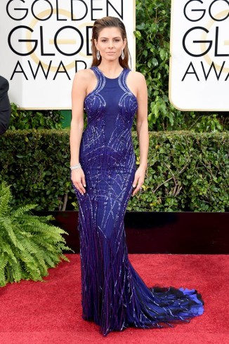 maria-menounos-golden-globe-awards-2015-Jason Merritt