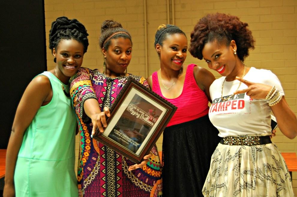 BLM Girls Blogging Brilliance DMV2