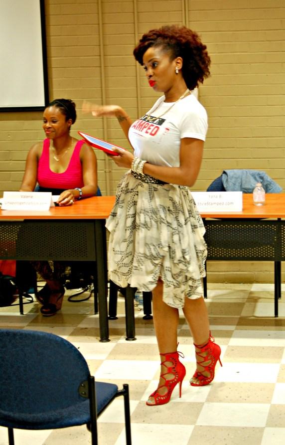 BLM Girls Blogging Brilliance DMV6