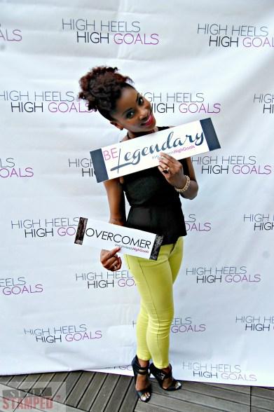 High Heels High Goals 77