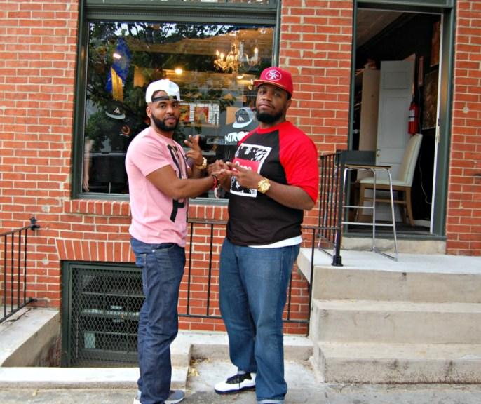 Pat and Tae of RTN Sports radio