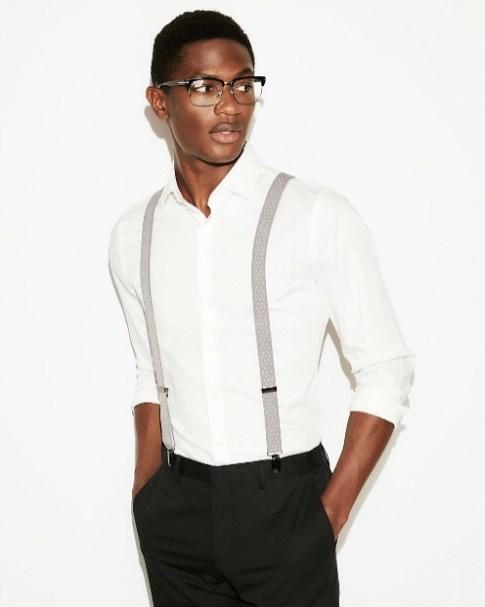 Pin Dot Suspenders