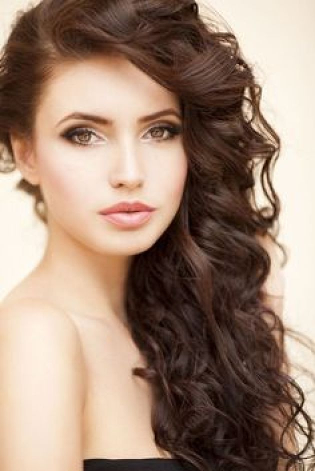 2015 Prom Hairstyles – Half Up Half Down Prom Hairstyles ...