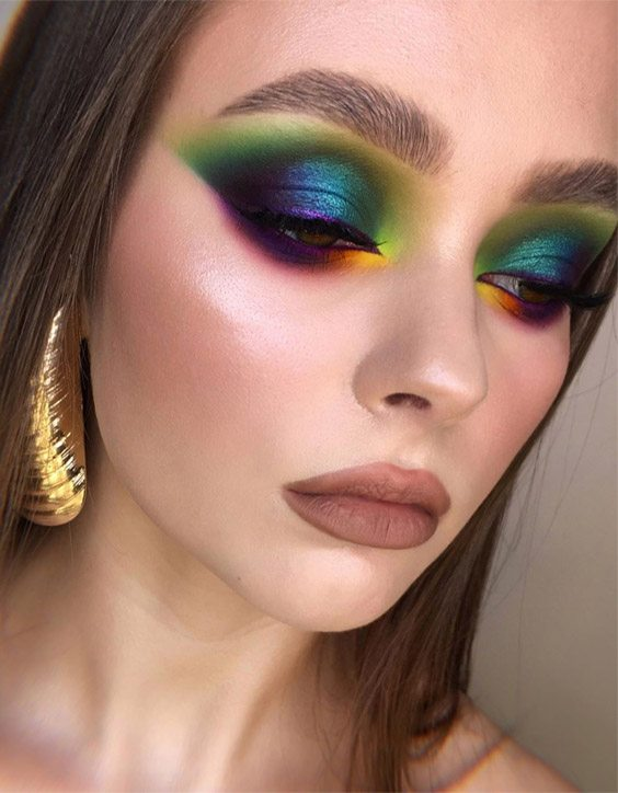 Latest Makeup Styles & Trends Anyone can Try Now