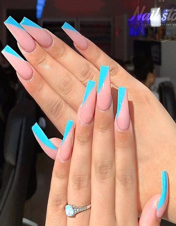Modern & Ideal Long Nail Styles to Wear Now
