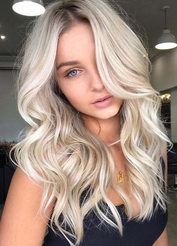 Awesome Blonde Hair Color Ideas to Follow in 2020