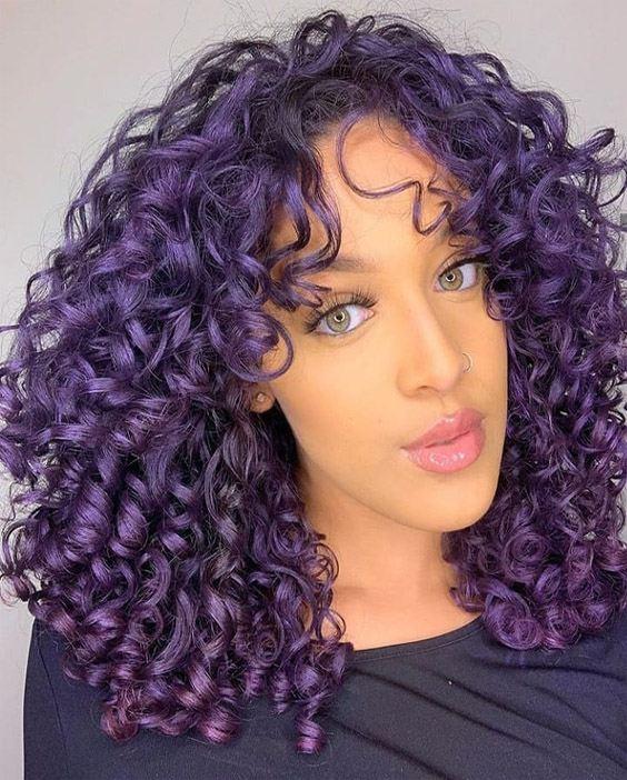 Cutest Style of Medium Curly Hair Ideas for 2020