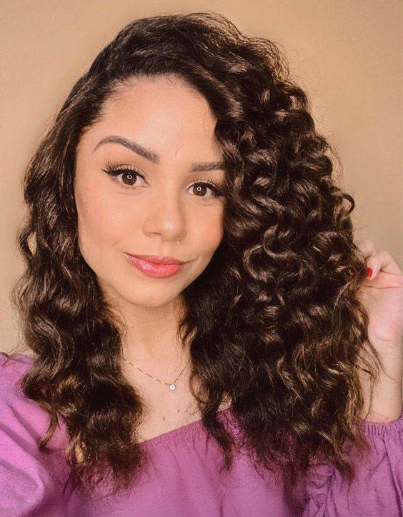 Gorgeous Medium Curly Hair Trends for 2020