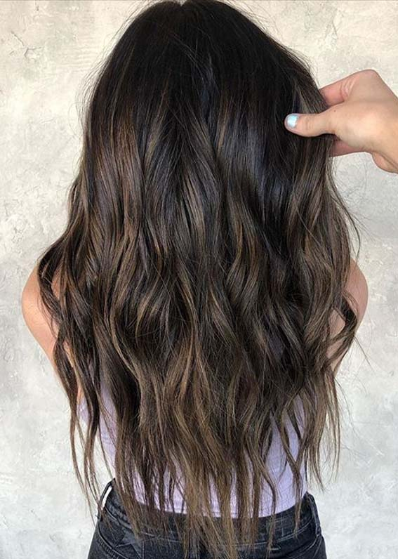 Best Caramel Chocolate Hair Color Shades for Women in 2020