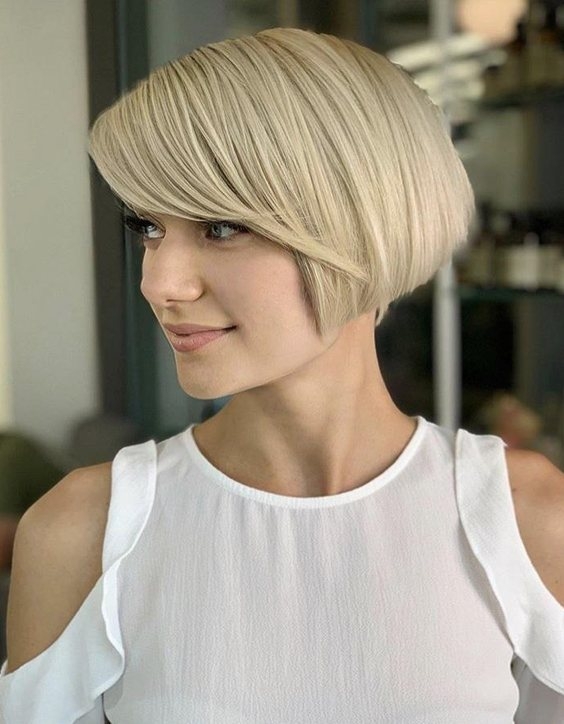 Brilliant Short Hair Highlights & Haircuts you can't live without