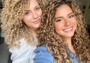 Charming Style of Curly Hair Trends In 2020
