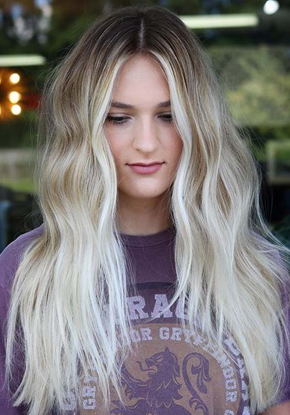 Creamy blonde Hair Color Ideas to Sport in Year 2020