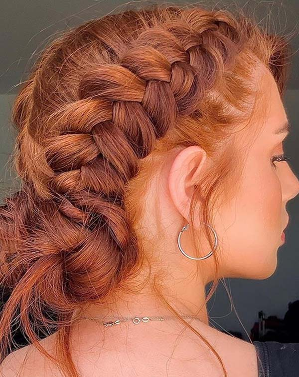Latest Braids and Wedding Hairstyles for Women 2020