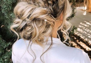 Gorgeous Bridal Updo Hairstyles for Girls in 2020