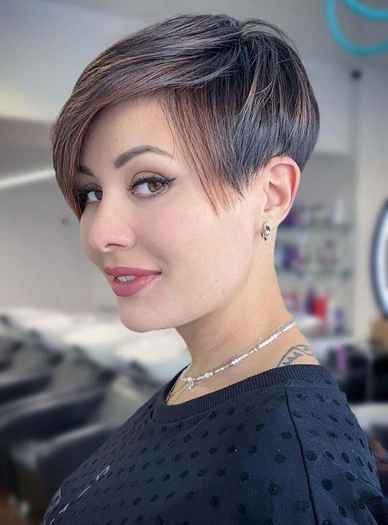 Stylish Pixie Haircuts for Short Hair You must Wear