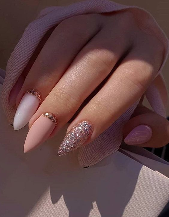Trendy Nail Style & Images  to Copy In 2020