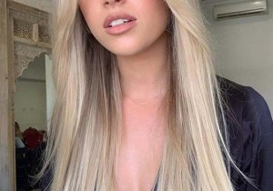 Blonde Hair Colors for Long Sleek Hairstyles for Ladies in 2020
