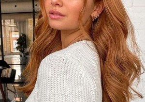 Gorgeous ginger Hair Colors and Hairstyles Ideas