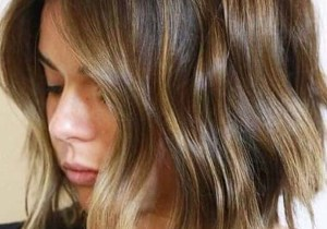 Light Brown Hair Color Trends for Short Hair