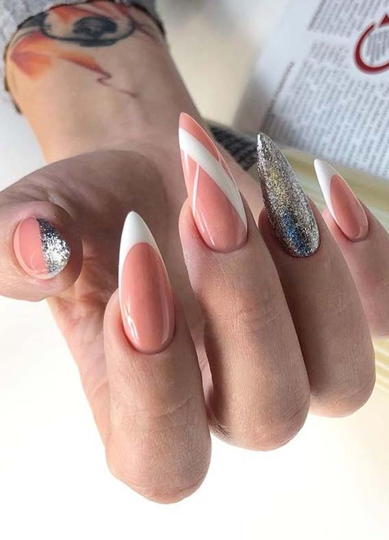 Cutest French Nails Designs to Show Off