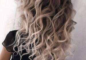 Fantastic Curly Hair Highlights & Trends for 2021