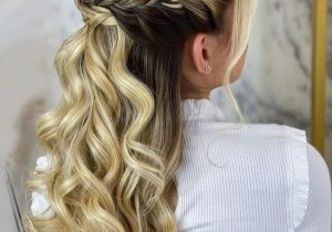 Awesome 2021 Braid Hairstyle for Bridal Girls