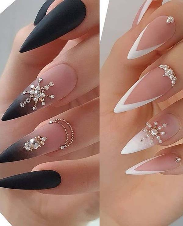 Awesome Nail Arts Designs for Ladies
