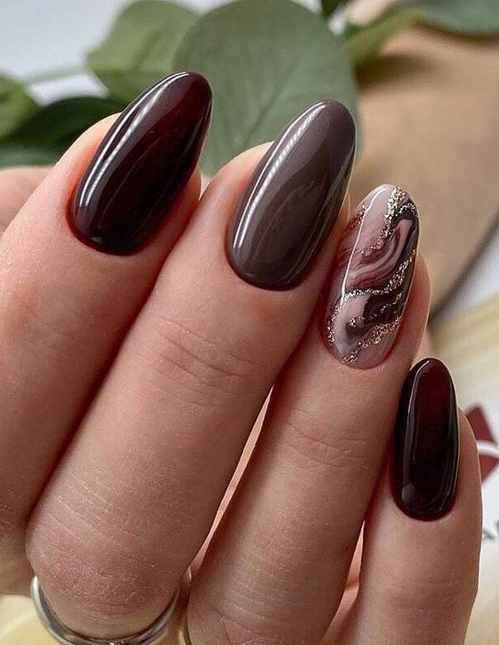 2021 Trendy Nail Style for Gorgeous Girls