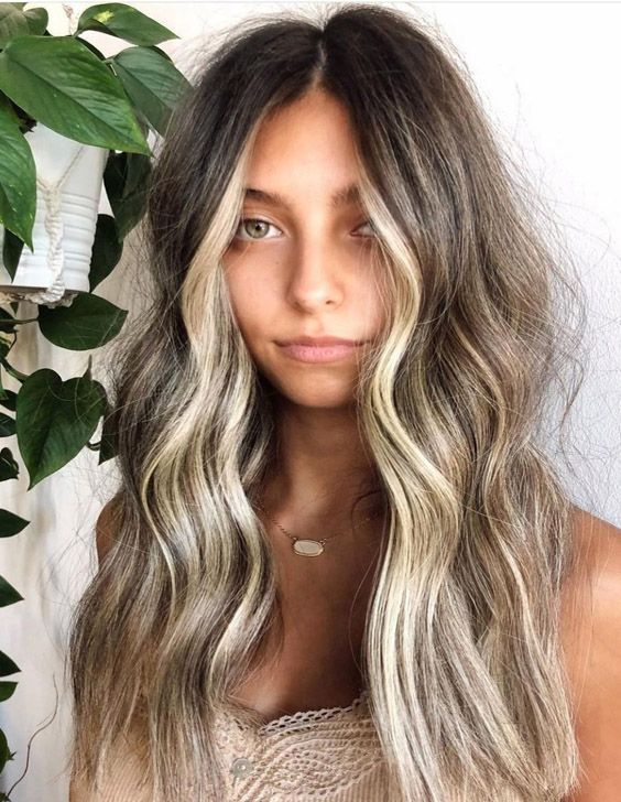 Lovely Balayage Hair Color Trends for Trendy Look