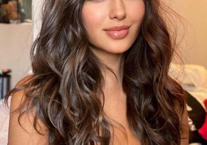 Best Long Hair Styles with Bangs