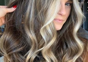 Fresh Balayage Hair Colors Contrasts