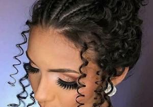 Elegant Curly Haircut & Hair Trends In 2021