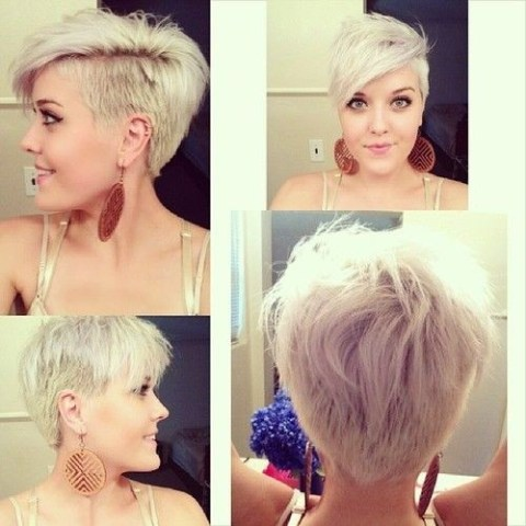 20 stylish very short hairstyles  crazyforus