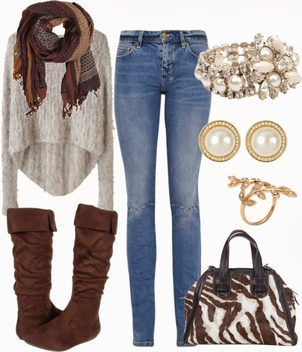 25 Cute Winter Outfit Ideas for 2018 - Outfits for Winter ...