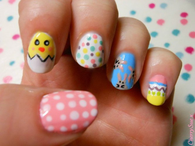 Cute Nails For Spring Break Pictures