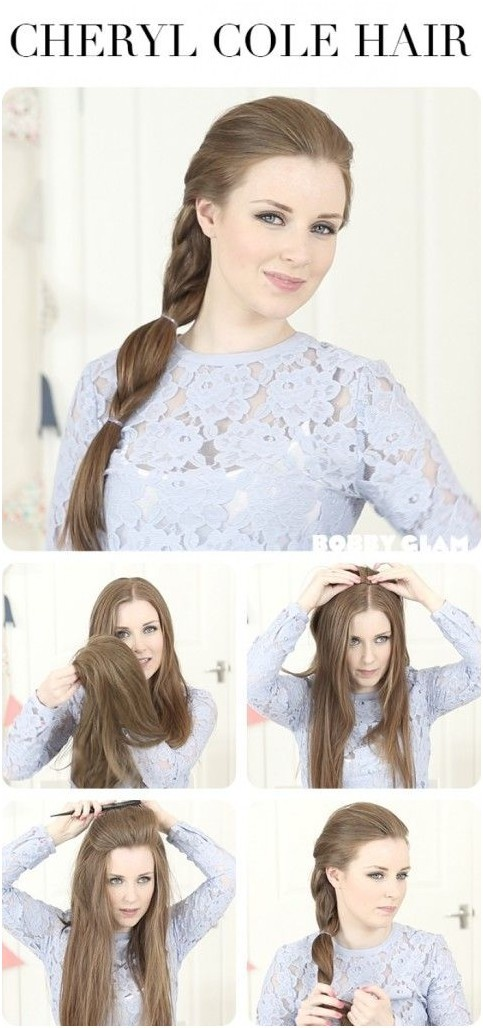 Great Hairstyle Tutorials For Long Hair Styles Weekly