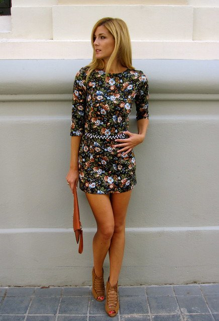 Fabulous Floral Dress Outfits For 2015 Styles Weekly