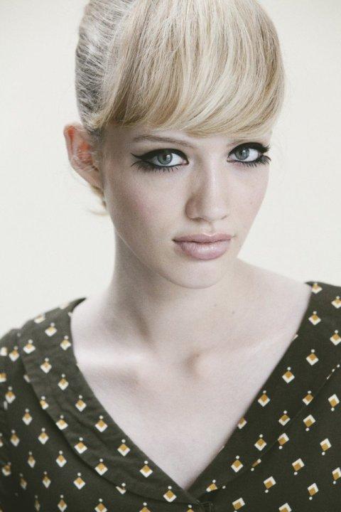 Edgy Bridal Makeup Look